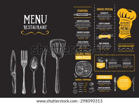 Chalkboard Menu Stock Images, Royalty-Free Images & Vectors