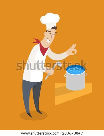 Sous Chef Clip Art