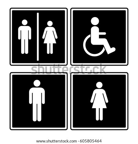Bathroom Sign Images bathroom sign stock images, royalty-free images & vectors
