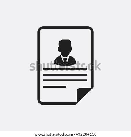 Resume Icon, Resume Icon Eps10, Resume Icon Vector, Resume Icon Eps, Resume Icon Jpg, Resume Icon, Resume Icon Flat, Resume Icon App, Resume Icon Web, Resume Icon Art, Resume Icon, Resume Icon, Resume - stock vector