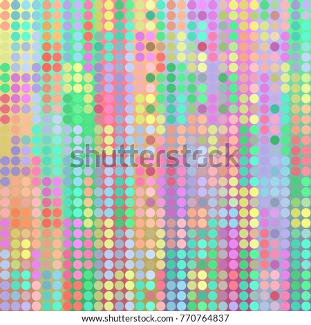 Retro background, transition bright colors, vector background. Vector backdrop of geometric shape.