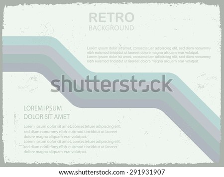 Retro background.Vintage background.Vector illustration.