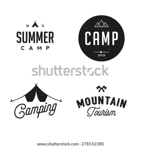camp logo design wwwpixsharkcom images galleries
