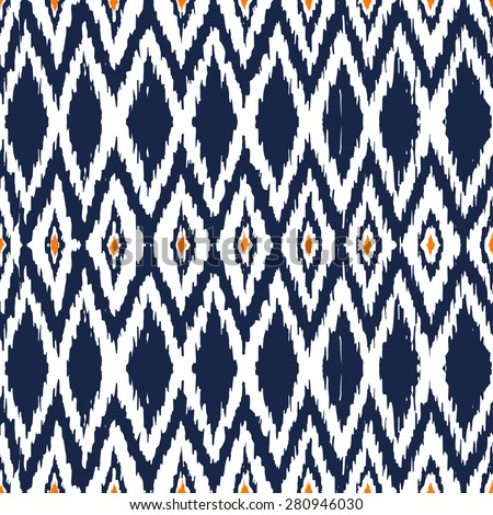 retro color tribal Navajo seamless vector pattern. aztec geometric print. ethnic hipster backdrop.    - stock vector