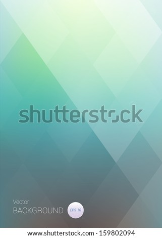 Retro hipster color background. Eps 10 - stock vector