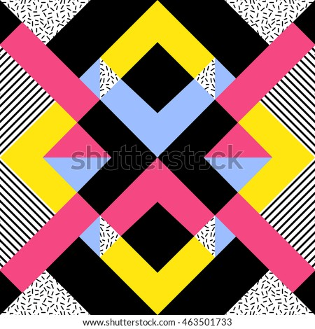 1980s 1980s pattern stock images, royalty-free images & vectors