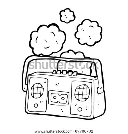 Car Cassette Player Product