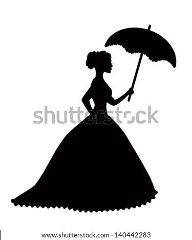 Old Fashioned Woman Stock Images Royalty Free Images