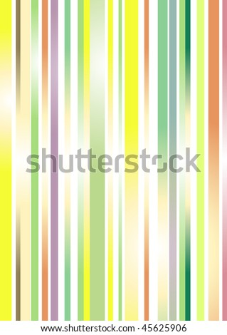 Retro stripe pattern with stylish colors