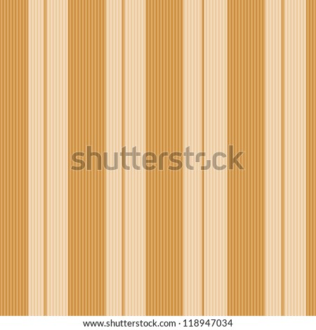 Retro striped background - stock vector