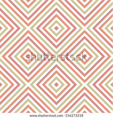 retro style textile texture, pattern - stock vector