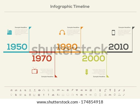 Timeline Vector Stock Images, Royalty-Free Images & Vectors ...
