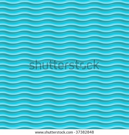 Retro vector blue pattern background - stock vector