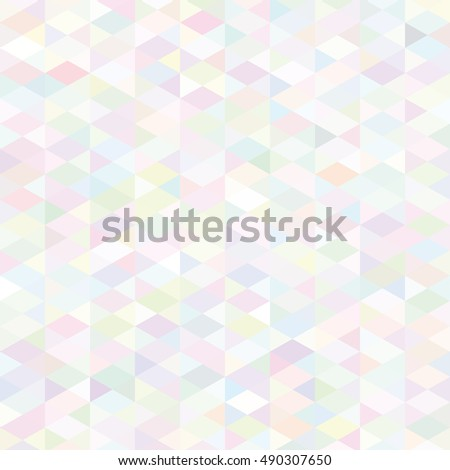 Retro vector multicolored pattern