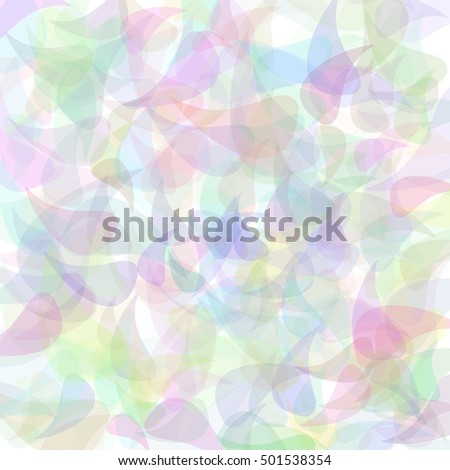 Retro vector pastel background
