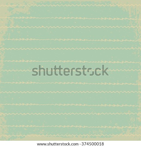 Retro Vintage Background with  - stock vector