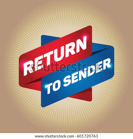 how to return package to sender