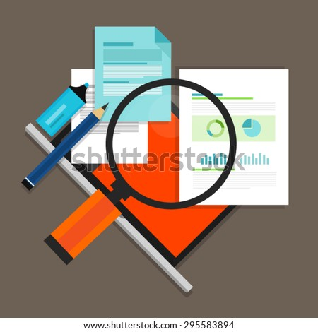 RFP Request for propossal - stock vector