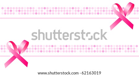 ribbon background, wallpaper, pink banner