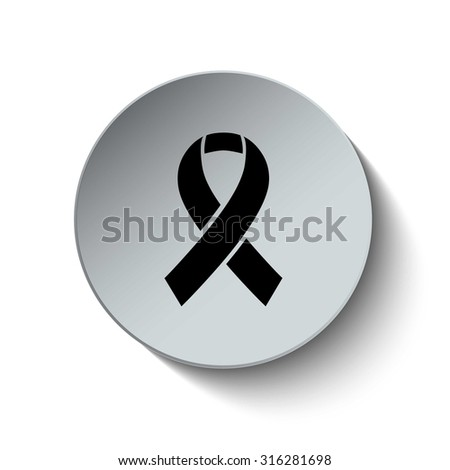 Aids Awareness Ribbons Stock-vector-ribbon-icon-aids