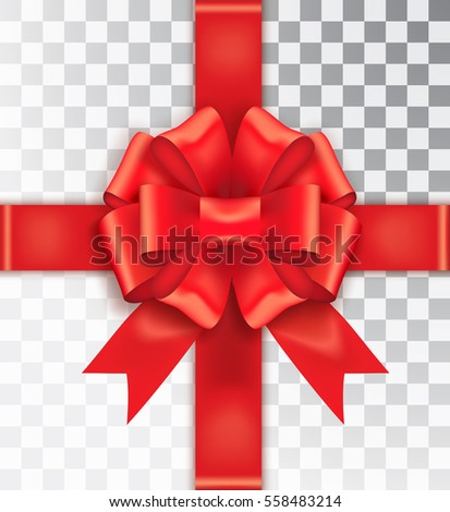 Red Bow Gift Thin Stock Photos, Royalty-Free Images & Vectors ...