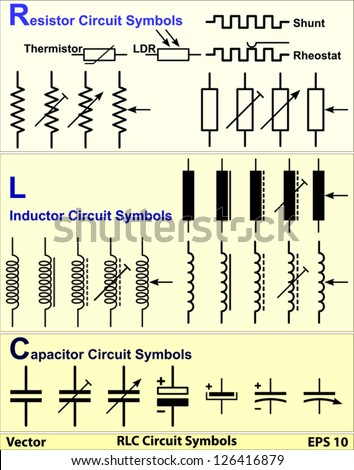 Old Fashioned All Circuit Symbols Vignette - Simple Wiring Diagram ...