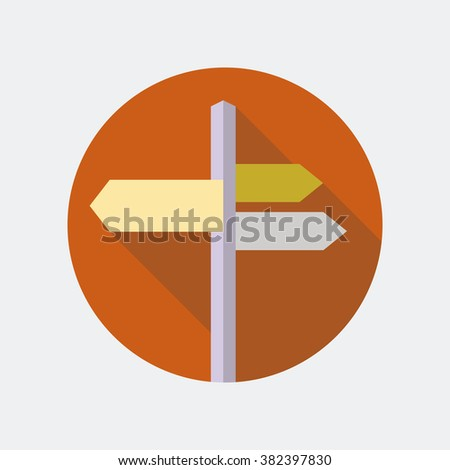 signpost vector stock images royalty free images vectors