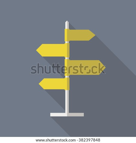 right signpost stock photos royalty free images vectors