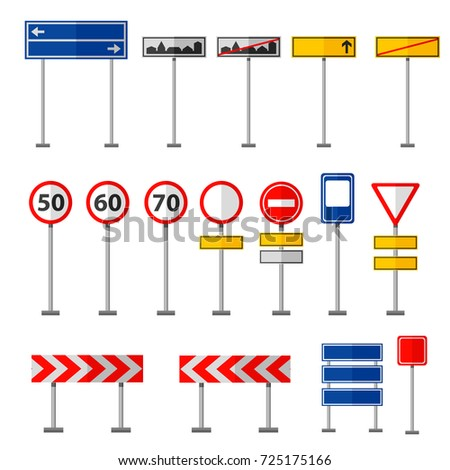 Road Symbols Traffic Signs Graphic Elements Stock Vector. Behavior Checklist Signs. Transmissible Spongiform Signs. Tips Signs. Wet Floor Signs Of Stroke. Summer Party Signs Of Stroke. Mosquito Bite Healing Signs. Inequal Signs Of Stroke. Prediabetic Signs