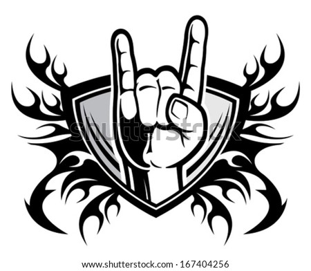 rock music logos coloring pages - photo#13