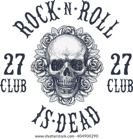 Rock N Roll Symbol Stock Vector Royalty Free 404900290 Shutterstock