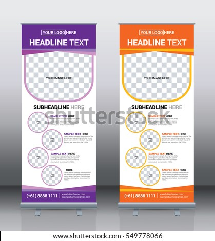 Vertical Banners Design Karlapa Ponderresearch Co
