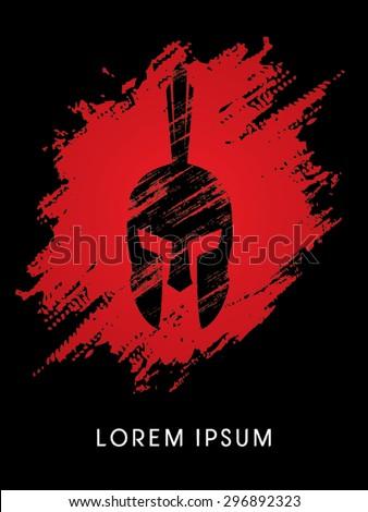 spartan helmet stock images  royalty free images   vectors Trojan Head Clip Art Red Trojan Head Logo