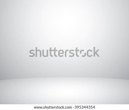 Room studio gray abstract background - Vector EPS 10 - stock vector