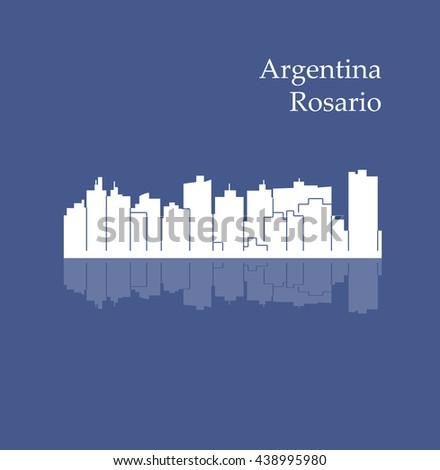 resistencia argentina stock vector 439360360 shutterstock