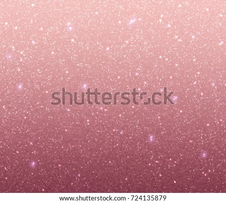 rose gold glitter background sequinsのベクター画像素材 724135879