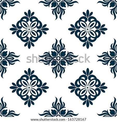 Royal seamless vector pattern