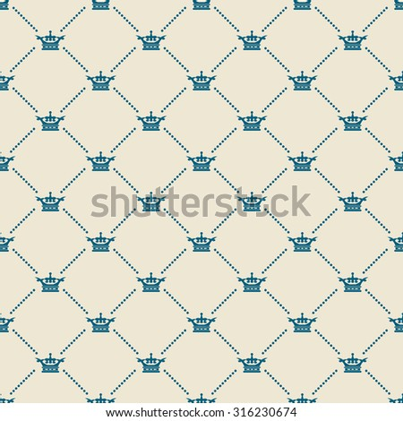 Royal Wallpaper / Damask Wallpaper / Vintage Wallpaper / Wallpaper Texture / Elegant Wallpaper / Floral Wallpaper / Antique Wallpaper / Cover Wallpaper / Gothic Wallpaper / Vector wallpaper - stock vector