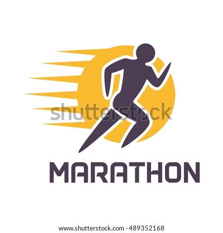 Free Running Logo Designs  DesignEvo Logo Maker