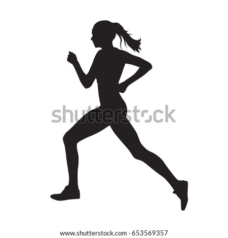 running woman stock images royaltyfree images amp vectors