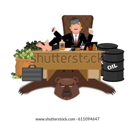 Man With Cigar Stock Vectors, Images & Vector Art   Shutterstock