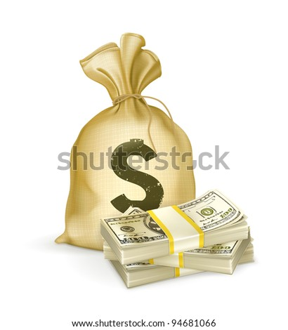 Sack and money, 10eps