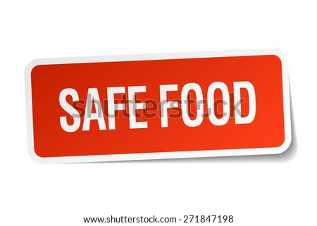 Food safety stock vectors vector clip art shutterstock - Stickers protection cuisine ...