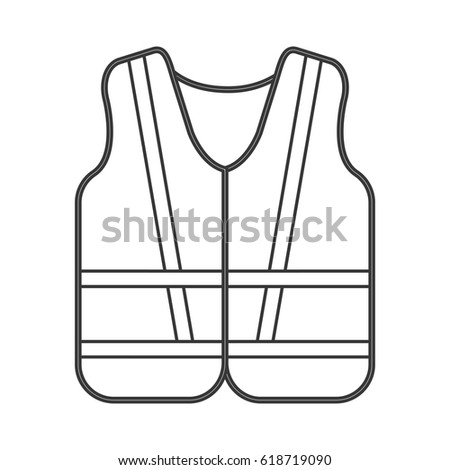 Safety Vest Stock Images Royalty Free Vectors