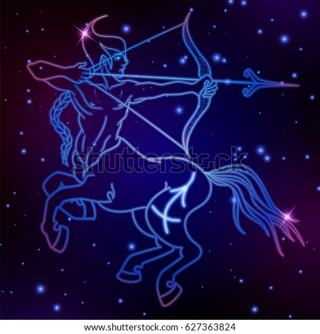 sagittarius stock images royaltyfree images amp vectors