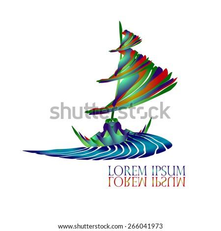 Sail ship logo vector design template stock vector 266041973 sail ship logo vector design template yacht club symbol yachting sport concept regatta toneelgroepblik Image collections