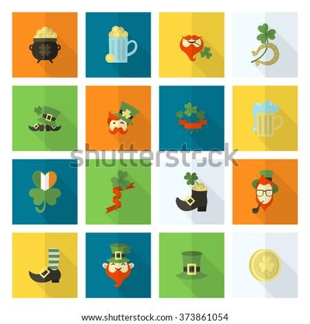 stock-vector-saint-patricks-day-icon-set-vector-clean-work-minimum-points-373861054.jpg