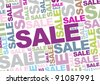 Sale - stock vector