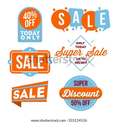 sale badge labels stock vector royalty free 333124526 shutterstock