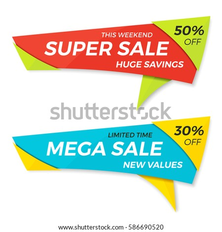 Hot Sale Vector Flaming Label Sticker Stock Vector 608768156